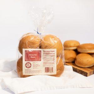 Brioche Buns by Stone Mill Bread