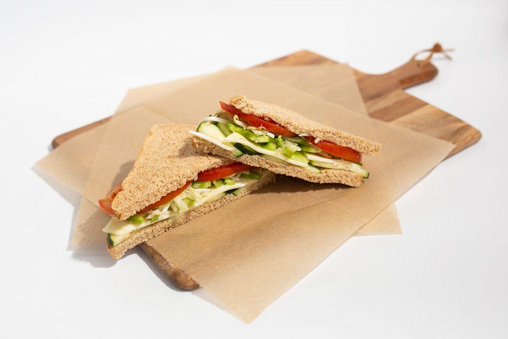 Stone Mill Bread - lunch menu